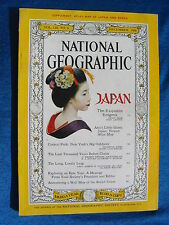 National Geographic Magazine December 1960 Vintage Ads Car Truck Advertising