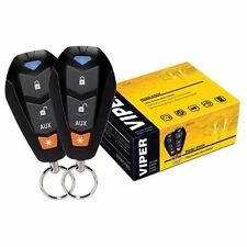 Viper 4105V 4 button 1 way Remote Start system w/ Keyless entry 4105VB