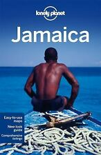 Lonely Planet Jamaica (Travel Guide)-ExLibrary