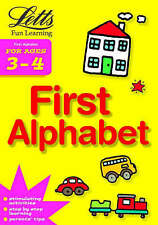 First Alphabet Age 3-4 by Letts Educational (Paperback, 2003)