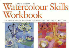 Brand New Watercolour Skills Workbook: Develop Your Artistic Talents hardback