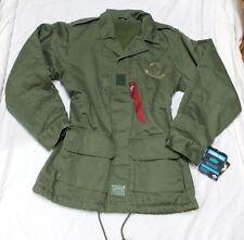 Alpha Industries Fieldjacket Feldjacke M65 Jacke Oliv Größe M Gefüttert  =A=