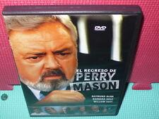 EL REGRESO DE PERRY MASON - BURR - HALE - KATT