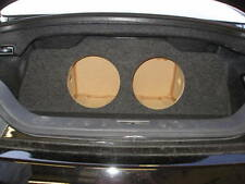 ZEnclosures Subwoofer Sub Box for the 2008-2016 Infiniti G37 / Q60 Coupe 2-10""