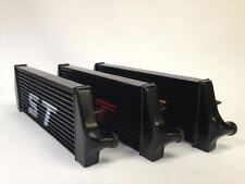 Mk2 Ford Focus ST ST225 stage 1 Stealth Black Alloy Front Mount Intercooler