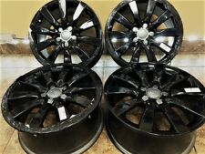 "AUDI A4 S4 STYLE 17"" INCH OEM WHEELS RIMS FACTORY A6 B8 A5 A8 5X112 Q5 VW 4 SET"
