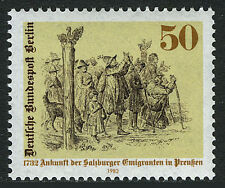 Germany-Berlin 9N473, MNH. Salzburg Emigration to Prussia, 250th anniv. 1982
