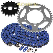 Blue O-Ring Drive Chain & Sprocket Kit Fits SUZUKI GSX-R1300R Hayabusa 2008-2016