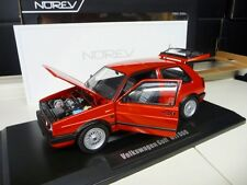 1:18 NOREV VW GOLF II 2 GTI G60 RED LIMITED EDITION NEW Scarce