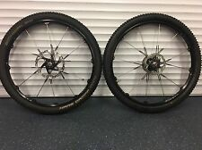 Crank Brothers Iodine 29er Wheel Set With Tyres , Discs And xt Cassette