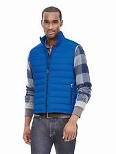 NWT AUTHENTIC  Banana Republic. Blue Primaloft ® Vest  Size Small $130