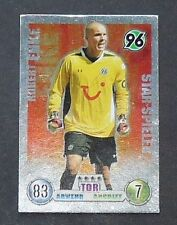 ROBERT ENKE HANNOVER 96 TOPPS MATCH ATTAX PANINI FOOTBALL BUNDESLIGA 2008-2009