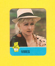 Vibes Cyndi Lauper 1980s Hot Summer Flicks Hostess Potato Chip Mini Sticker