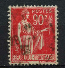 France 1932-9 SG#511, 90c Scarlet Peace Used #A64377