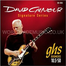 GHS GBDGG Boomers Dave Gilmour Signature Electric Guitar Strings .010.5 - .050