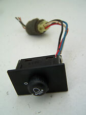 Suzuki Swift (1997-2003) Headlight level switch