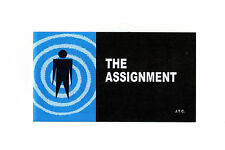 THE ASSIGNMENT Jack Chick Christian Bible Gospel JESUS Mini 5 x 2.75 Tract