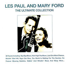 "LES PAUL & MARY FORD ""The Ultimate Collection"" 30 Tracks CD NEU & OVP Delta 2006"