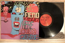 Alien Sex Fiend‎–Here Cum Germs RARE GER 1987 Rock/ Gotic Rock