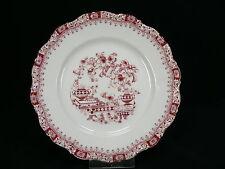 Seltmann Weiden Dorothea - China Rot - Kuchenteller -  19 cm