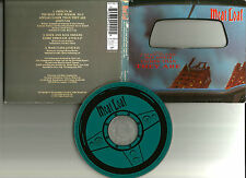 MEAT LOAF Objects in rear View DIE CUT MIRROR PACK w/ 2 LIVE TRX UK CD single
