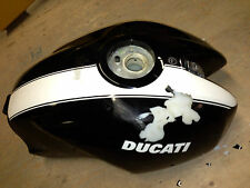 06 Ducati Monster S2R S4R 800 1000 OEM plastic fuel gas tank cell needs paint