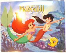 Disney Exclusive Lithograph Art Portfolio: The Little Mermaid II - Return to Sea