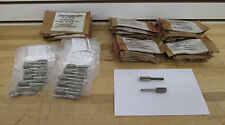 LOT OF ROTARY FILES; 1/2 x 1, CYLINDRICAL (29) RADIUS END (21) STRAIGHT ~NEW~