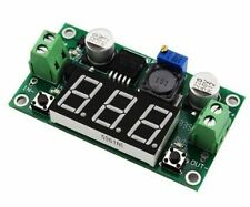 LM2596  DC Step Down Power Module Adjustable LED Voltmeter for Arduino Raspberry