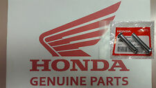 HONDA FOOTPEG PINS CM185 CM200 CM400 CM450 CMX450 FT500 GL500 GENUINE OEM PEGS T