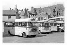 pt7461 - Douglas Corp Bus no 7 at Bus Station , Isle of Man - photograph 6x4