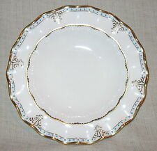 """Royal Crown Derby Lombardy 8 1/2"""" Rimmed Soup Bowl"""