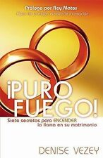 Puro Fuego (Spanish Edition)