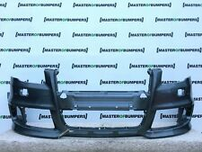 AUDI RS4 B7 2005-2007 ESTATE, SALON, CABRIO FRONT BUMPER IN GREY [A144]