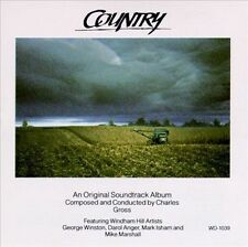 COUNTRY -- MUSIC By CHARLES GROSS (FILM SOUNDTRACK CD) LIKE NEW