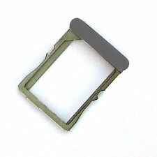 100% autentico HTC ONE X SIM Vassoio MINI RETE GSM CARD Slide Holder GRIGIO
