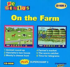 ON THE FARM MATHS ENGLISH SCIENCE AGE 4 TO 10 YRS FREE HUMAN BODY & ON THE ROAD