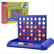Connect Four In A Row 4 In A Line Board Game Children Fun Educational Toy Gift