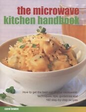 Microwave Kitchen Handbook: How To Get The Best Out Of Your Microwave: Technique