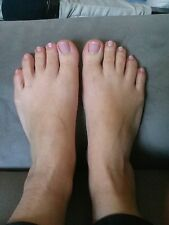 Set of 20 art photos of my feet, digital, private auction