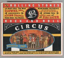 THE ROLLING STONES ROCK AND ROLL CIRCUS CD AS NEW!!!