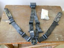 Schroth Military Vehicle 4-point Restraint System Seat Belt with Retractor NEW