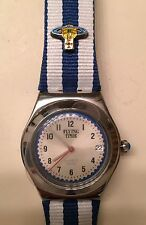 VIVIENNE WESTWOOD SWATCH IRONY FLYING TIME 2001--NIB WITH TAGS!!!