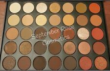 35 Colour Warm Eyeshadow Palette BEST 35O Nature Glow Dupe UK SELLER