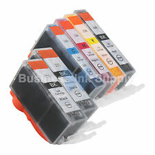 6+ PACK PGI-225 CLI-226 Ink for Canon Printer PIXMA iX6520 MG6120 MG8120 *2PGI