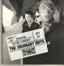 (CP87) The Ordinary Boys, Maybe Someday - 2003 CD