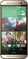 HTC  One M8 (Latest Model) - 16 GB - Amber Gold - Smartphone