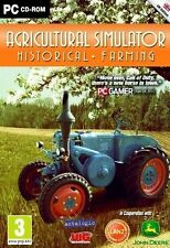 Agricultural Simulator Historical Farming - PC - New & Sealed