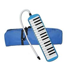 32 Keys Melodica Student Beginner Instrument Great Sound Keyboard Case with Bag