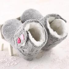 Baby Shoes Toddler Boys Girls BootsChildren Kids Martin  Winter  Snow Boots^12~